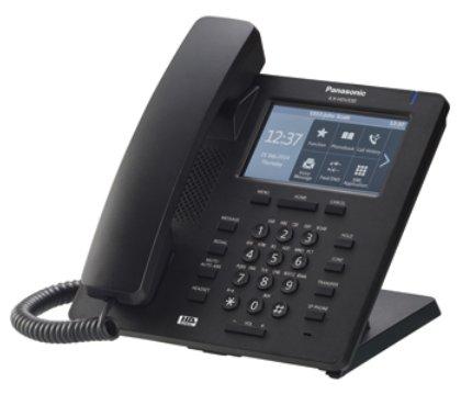 Проводной SIP-телефон Панасоник KX-HDV330RU-B