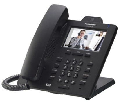 Проводной SIP-видеотелефон Панасоник KX-HDV430RU-B