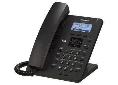 Проводной SIP-телефон Панасоник KX-HDV130RUB