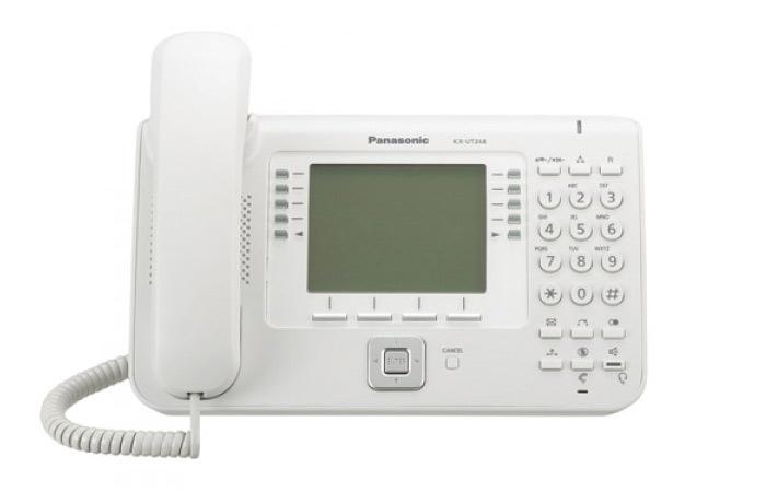Проводной SIP-телефон Панасоник KX-UT248RU