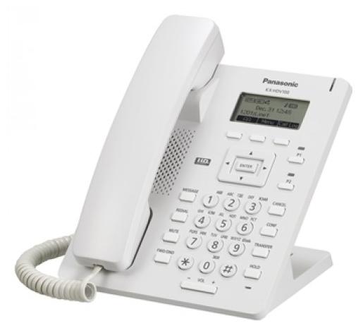 Проводной SIP-телефон Панасоник KX-HDV100RU