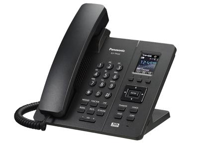 Беспроводной настольный телефон Панасоник KX-TPA65RU-B