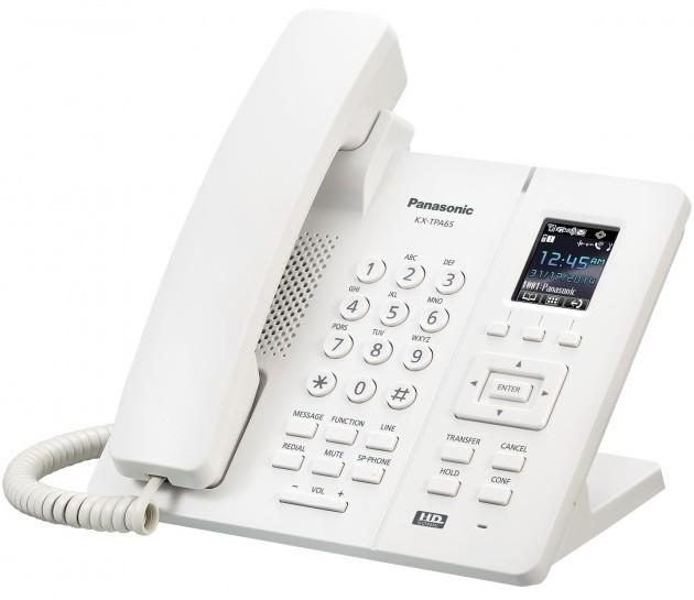 Беспроводной настольный телефон Панасоник KX-TPA65RU