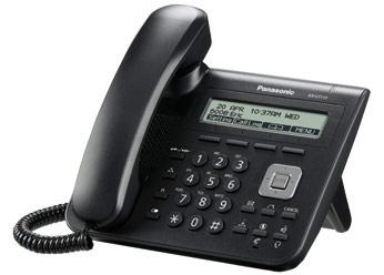 Проводной SIP-телефон Панасоник KX-UT113