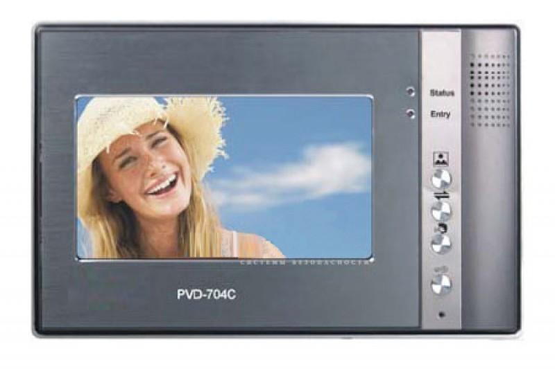 Купить Видеодомофон Polivision PVD-704C