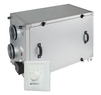 Купить Приточно-вытяжная установка Vents ВУТ 350 Г