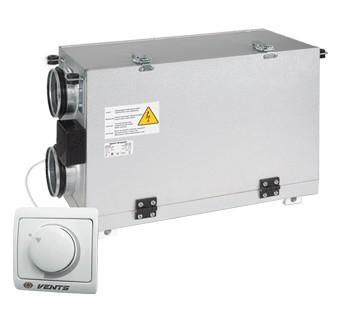 Купить Приточно-вытяжная установка Vents ВУТ 200 Г мини