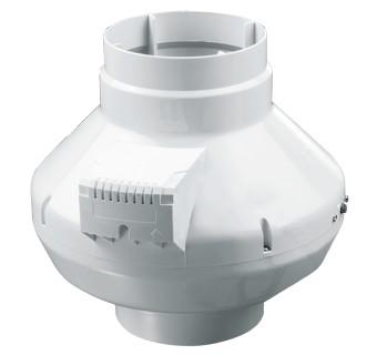 Купить Канальный вентилятор для круглых каналов Vents ВК 100