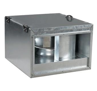 Купить Канальный вентилятор для прямоугольных каналов  Vents ВКПИ 2Е 400x200