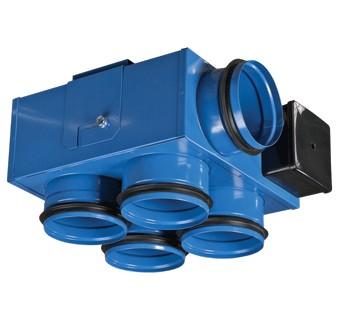 Купить Крышный осевой вентилятор Vents ВКП 80 мини