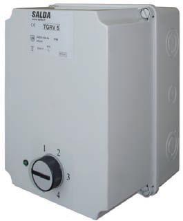 Купить Трансформаторный регулятор LESSAR TGRV 1.5