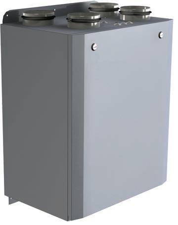 Купить Приточно-вытяжная рекуперативная установка LESSAR LV-PACU 200 VEL-EСO
