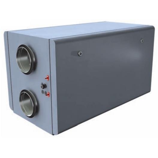 Купить Приточно-вытяжная рекуперативная установка LESSAR LV-RACU 2000 HWD