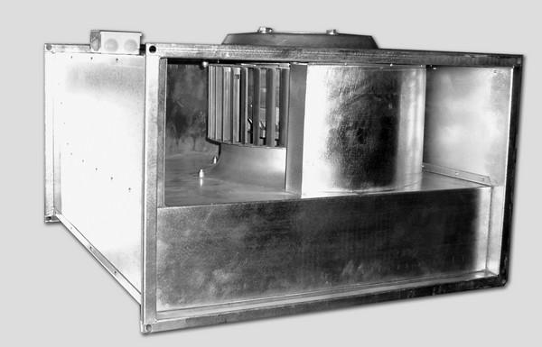 Купить Канальный вентилятор для прямоугольных каналов ВЕЗА Канал-ПКВ-40-20-4-220