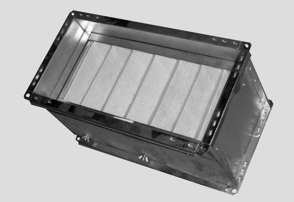 Фильтры канальные прямоугольные ФКП