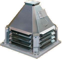 Купить Крышный вентилятор дымоудаления ВЕЗА КРОС6-3,55-ДУ-400-0,18×1350