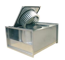 Купить Канальный вентилятор для прямоугольных каналов  Systemair KE 40-20-4