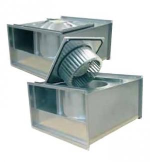 Купить Канальный вентилятор для прямоугольных каналов  Systemair KT 40-20-4