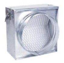 Купить Фильтр для круглых каналов Stormann ST-100