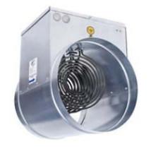 Купить Электрический воздухонагреватель для круглых каналов Stormann STE-100/0,8