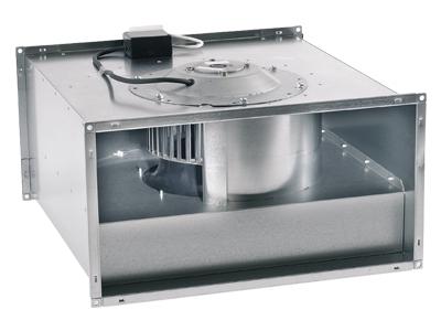 Купить Канальный вентилятор для прямоугольных каналов Wolter EKN 200-2