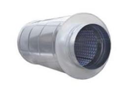 Купить Шумоглушитель для круглых каналов Stormann STR 100-600