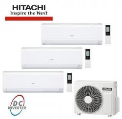 Установка кондиционеров Hitachi за наш счет!