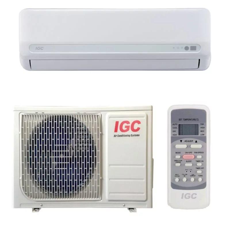 Купить IGC RAS/RAC-18WHQ в Нижнем Новгороде