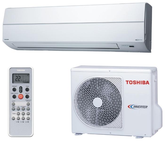 Купить Toshiba RAS-10SKV-E2/RAS-10SAV-E2 в Нижнем Новгороде