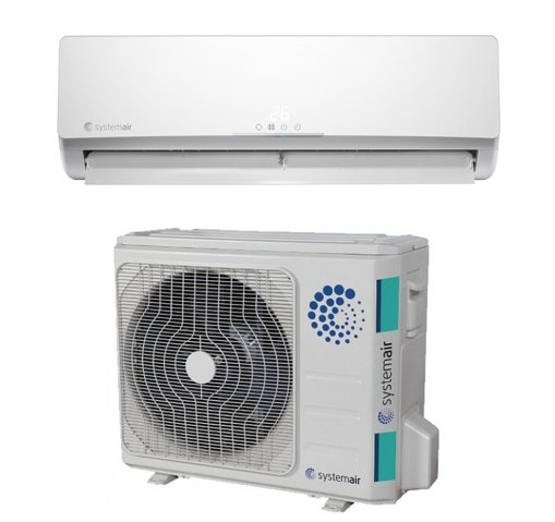 Купить Systemair SYSPLIT WALL SMART 09 EVO HP Q в Нижнем Новгороде