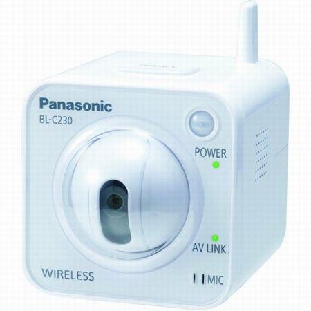 Купить Ip-видеокамера Panasonic  BL-C230