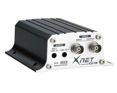 Купить IP-видеосервер CNB INS2000