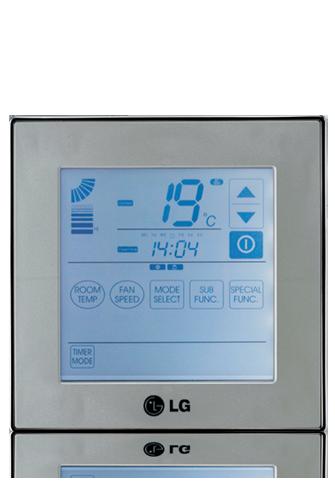 Купить Проводной пульт Deluxe LG PQRCUDS0S (IDU)