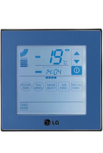Купить Проводной пульт Deluxe LG PQRCUDS0B (IDU)