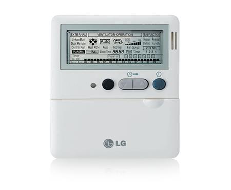 Купить Стандартный проводной пульт LG PZRCUSB0 (IDU)