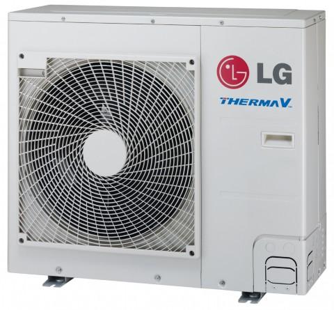 Наружный блок системы Therma V  LG AHUW096A1