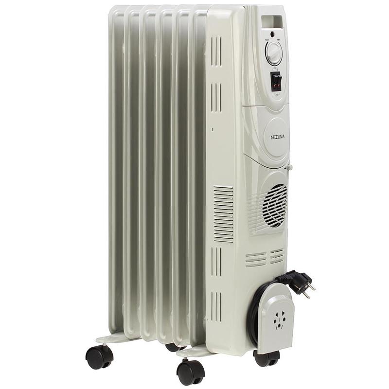 Купить Масляный радиатор Neoclima NC 9107-F