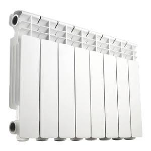 Купить Радиатор отопления алюминиевый HEATEQ HRP350-04