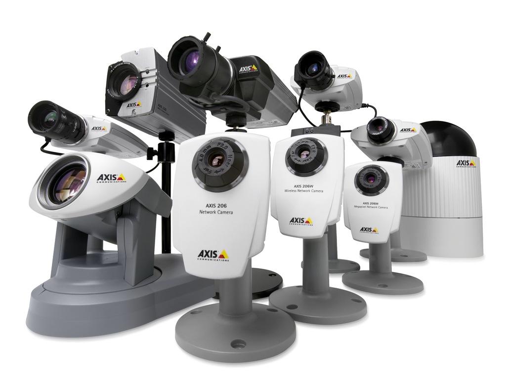 ip-видеокамеры, видеонаблюдение, преимущества ip-видеокамер