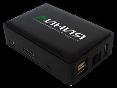 Купить IP-видеосервер Линия MicroNVR
