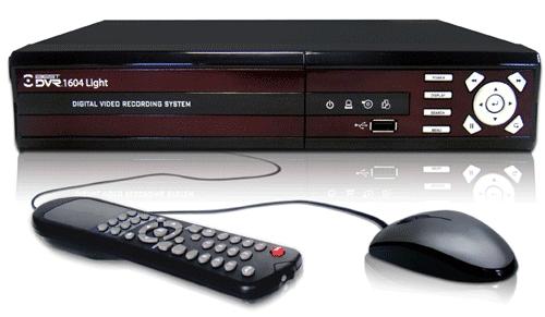 Купить Цифровой видеорегистратор BestDVR- 1604 Light